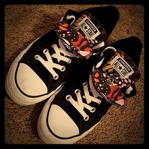 All Star Double Tongue Converse
